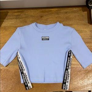 Adidas super cute top